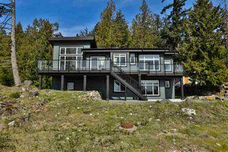 Photo 1: 869 SEYMOUR BAY Drive: Bowen Island House for sale : MLS®# R2373036