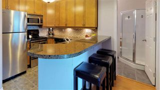 "Photo 3: 206 131 W 3RD Street in North Vancouver: Lower Lonsdale Condo for sale in ""Seascape Landing"" : MLS®# R2375480"