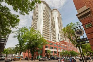 Main Photo: 2401 10136 104 Street in Edmonton: Zone 12 Condo for sale : MLS®# E4160875