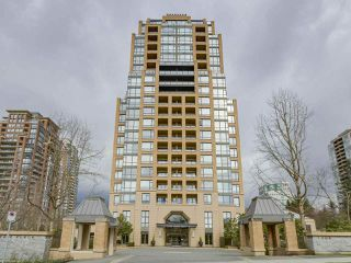 "Photo 1: 408 7368 SANDBORNE Avenue in Burnaby: South Slope Condo for sale in ""MAYFAIR 1"" (Burnaby South)  : MLS®# R2380990"