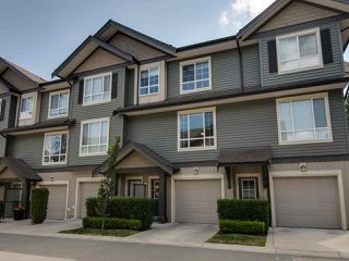 "Photo 1: 53 4967 220 Street in Langley: Murrayville Townhouse for sale in ""WINCHESTER ESTATES"" : MLS®# R2383296"