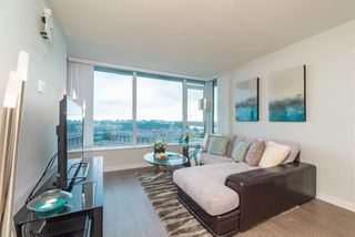 Photo 3: A1607 8333 SWEET Avenue in Richmond: West Cambie Condo for sale : MLS®# R2398235