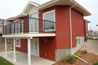 Photo 23: 8 88 LACOMBE Drive: St. Albert House Half Duplex for sale : MLS®# E4183042