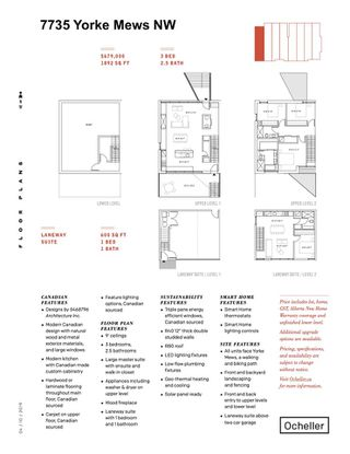 Photo 15: 7735 Yorke Mews in Edmonton: Zone 08 Attached Home for sale : MLS®# E4184271