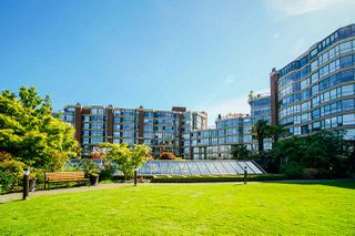"Photo 3: 108 1450 PENNYFARTHING Drive in Vancouver: False Creek Condo for sale in ""HARBOUR COVE"" (Vancouver West)  : MLS®# R2459679"