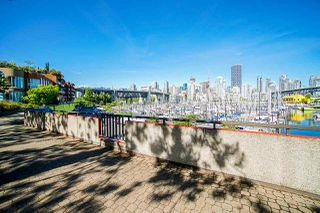 "Photo 37: 108 1450 PENNYFARTHING Drive in Vancouver: False Creek Condo for sale in ""HARBOUR COVE"" (Vancouver West)  : MLS®# R2459679"