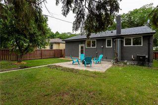 Photo 34: 551 Borebank Street in Winnipeg: River Heights Residential for sale (1D)  : MLS®# 202013849