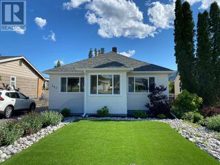 Photo 1: 242 WINDSOR AVE in Penticton: House for sale : MLS®# 183842
