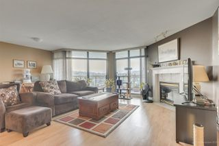 "Photo 1: 1602 4425 HALIFAX Street in Burnaby: Brentwood Park Condo for sale in ""Polaris"" (Burnaby North)  : MLS®# R2503881"