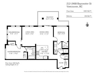 Photo 21: 212 2468 BAYSWATER Street in Vancouver: Kitsilano Condo for sale (Vancouver West)  : MLS®# R2510806
