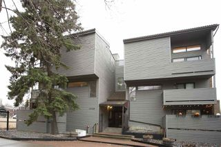 Photo 1: 5 10032 113 Street in Edmonton: Zone 12 Townhouse for sale : MLS®# E4219771