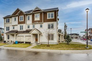 Photo 1: 400 Windstone Grove SW: Airdrie Row/Townhouse for sale : MLS®# A1045513