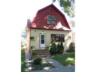 Main Photo: 199 Lipton Street in WINNIPEG: West End / Wolseley Residential for sale (West Winnipeg)  : MLS®# 1118100