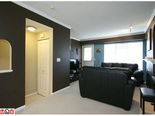 Photo 4: 65 8775 161 Street in Surrey: Fleetwood Tynehead Townhouse for sale : MLS®# F1111147
