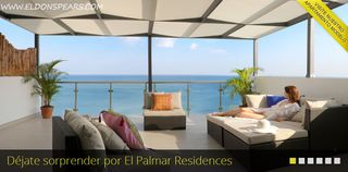 Photo 2: : El Palmar Residential Condo for sale (San Carlos)  : MLS®# BEACHFRONT PENTHOUSE