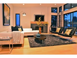 Photo 7: 856 ANDERSON Crescent in West Vancouver: Sentinel Hill House for sale : MLS®# V1030765