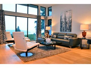 Photo 4: 856 ANDERSON Crescent in West Vancouver: Sentinel Hill House for sale : MLS®# V1030765