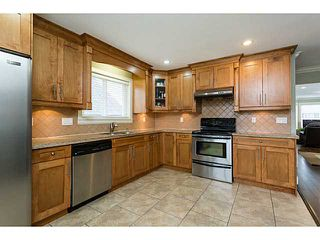 """Photo 7: 226 DAWE Street in New Westminster: Queensborough House for sale in """"HERITAGE LANE HOMES"""" : MLS®# V1063177"""