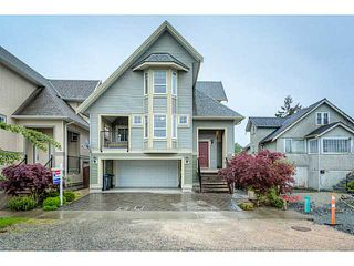 "Photo 1: 226 DAWE Street in New Westminster: Queensborough House for sale in ""HERITAGE LANE HOMES"" : MLS®# V1063177"