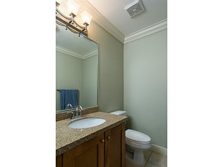 """Photo 16: 226 DAWE Street in New Westminster: Queensborough House for sale in """"HERITAGE LANE HOMES"""" : MLS®# V1063177"""