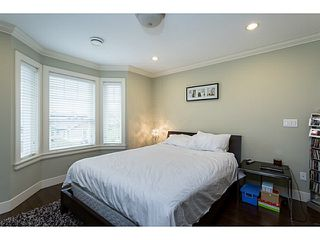 "Photo 14: 226 DAWE Street in New Westminster: Queensborough House for sale in ""HERITAGE LANE HOMES"" : MLS®# V1063177"