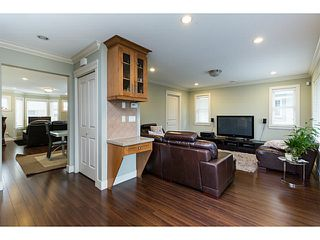 "Photo 5: 226 DAWE Street in New Westminster: Queensborough House for sale in ""HERITAGE LANE HOMES"" : MLS®# V1063177"