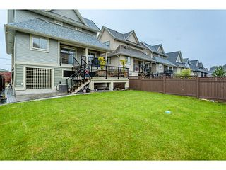 "Photo 20: 226 DAWE Street in New Westminster: Queensborough House for sale in ""HERITAGE LANE HOMES"" : MLS®# V1063177"