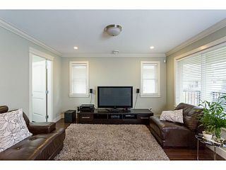 """Photo 3: 226 DAWE Street in New Westminster: Queensborough House for sale in """"HERITAGE LANE HOMES"""" : MLS®# V1063177"""