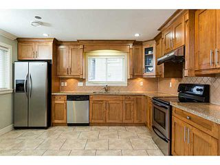 """Photo 6: 226 DAWE Street in New Westminster: Queensborough House for sale in """"HERITAGE LANE HOMES"""" : MLS®# V1063177"""