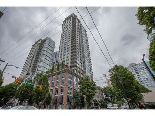 Photo 1: 1703 535 SMITHE Street in Vancouver: Downtown VW Condo for sale (Vancouver West)  : MLS®# V1070337