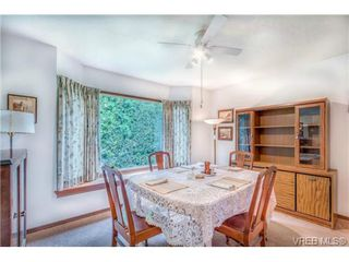 Photo 5: 2255 Woodlawn Crescent in VICTORIA: OB North Oak Bay Single Family Detached for sale (Oak Bay)  : MLS®# 343014