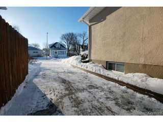 Photo 19: 741 Prince Rupert Avenue in WINNIPEG: East Kildonan Residential for sale (North East Winnipeg)  : MLS®# 1500262