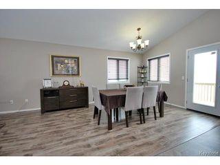 Photo 9: 46 Gaboury Place in LORETTE: Dufresne / Landmark / Lorette / Ste. Genevieve Residential for sale (Winnipeg area)  : MLS®# 1503527