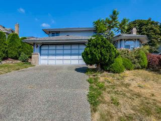 Photo 1: 2663 DELAHAYE Drive in Coquitlam: Scott Creek House for sale : MLS®# V1135267