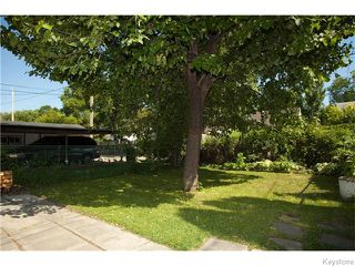 Photo 16: 1000 Dudley Avenue in WINNIPEG: Manitoba Other Residential for sale : MLS®# 1520617