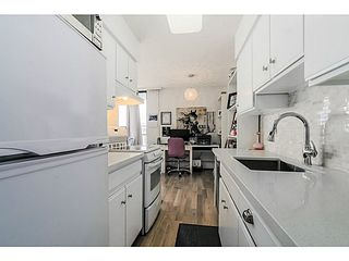 "Photo 10: 604 2370 W 2ND Avenue in Vancouver: Kitsilano Condo for sale in ""CENTURY HOUSE"" (Vancouver West)  : MLS®# V1139170"