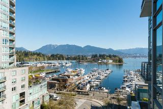 "Photo 4: 807 590 NICOLA Street in Vancouver: Coal Harbour Condo for sale in ""Cascina"" (Vancouver West)  : MLS®# R2053139"