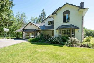 "Photo 1: 4 29605 MCTAVISH Road in Abbotsford: Bradner House for sale in ""Cedar Hills Estates"" : MLS®# R2065323"