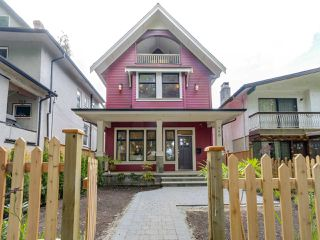 Photo 1: 546 E 10TH Avenue in Vancouver: Mount Pleasant VE House 1/2 Duplex for sale (Vancouver East)  : MLS®# R2085116