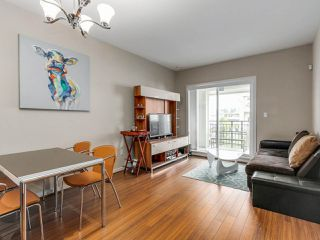 """Photo 2: 402 5665 IRMIN Street in Burnaby: Metrotown Condo for sale in """"MACOHERSON WEST"""" (Burnaby South)  : MLS®# R2089049"""