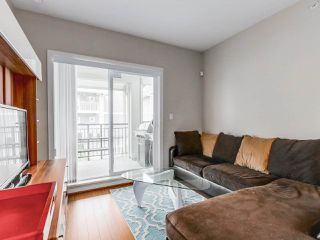 """Photo 3: 402 5665 IRMIN Street in Burnaby: Metrotown Condo for sale in """"MACOHERSON WEST"""" (Burnaby South)  : MLS®# R2089049"""