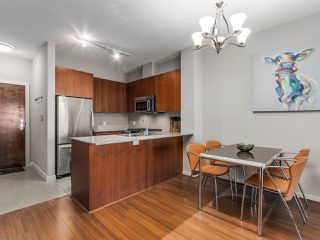 """Photo 4: 402 5665 IRMIN Street in Burnaby: Metrotown Condo for sale in """"MACOHERSON WEST"""" (Burnaby South)  : MLS®# R2089049"""
