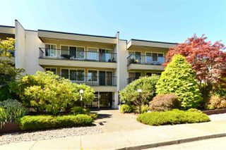 """Photo 1: 201 1351 MARTIN Street: White Rock Condo for sale in """"The Dogwood"""" (South Surrey White Rock)  : MLS®# R2101279"""
