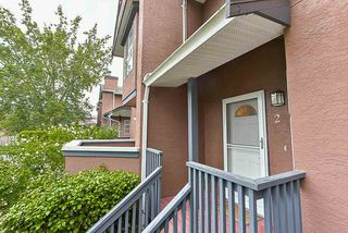 "Photo 3: 2 1336 PITT RIVER Road in Port Coquitlam: Citadel PQ Townhouse for sale in ""REMAX PPTY MGMT"" : MLS®# R2105788"