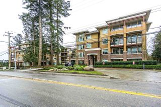 Photo 1: 302 15360 20 Avenue in Surrey: King George Corridor Condo for sale (South Surrey White Rock)  : MLS®# R2133201