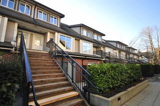 "Photo 1: 207 2780 ACADIA Road in Vancouver: University VW Townhouse for sale in ""LIBERTA"" (Vancouver West)  : MLS®# R2151829"