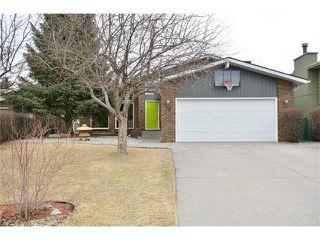 Main Photo: 16 GLENWOOD Court: Cochrane House for sale : MLS®# C4109364