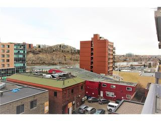 Photo 11: 505 116 3 Avenue SE in Calgary: Downtown Commercial Core Condo for sale : MLS®# C4109687