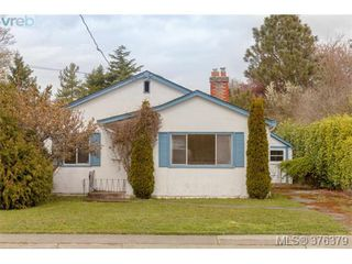 Photo 1: 1838 Newton Street in VICTORIA: SE Camosun Single Family Detached for sale (Saanich East)  : MLS®# 376379