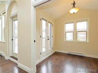 Photo 7: 1 1041 Southgate Street in VICTORIA: Vi Fairfield West Townhouse for sale (Victoria)  : MLS®# 378420
